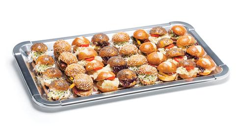 Mini-Laugensandwiches Fleischlos